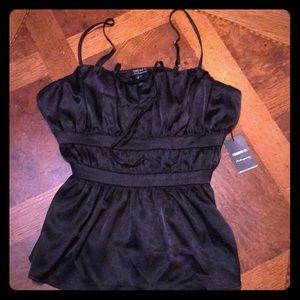 Black Forever 21 blouse